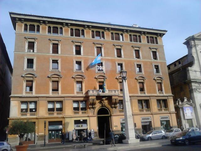 Embajada argentina en el Vaticano